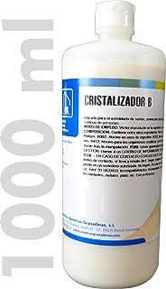 Cristalizador B de IQG, para maquinas. Para el tratamiento