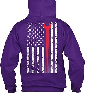 teespring Men's American. - Sweatshirt - Gildan 8Oz Heavy Blend Hoodie