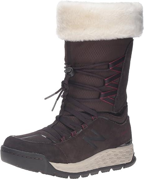 New Balance Fresh Foam 1000, Stivali da Neve Donna, Marrone (Brown ...