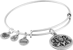 Alex and Ani Lotus Peace Petals III Bracelet