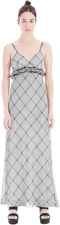 Printed Empire-Waist Ranking TOP20 Dress Super-cheap Maxi