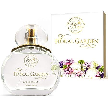 Body Cupid Floral Garden Eau de Parfum - Floral Collection - for Women - 100 ml