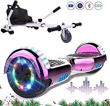 KKmoon Asiento Karting Deriva Equilibrado para Karting Hoverboard