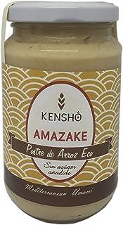 Kensho | Amazake Ecológico | Postre dulce de Arroz Ecológico | Fermentación Natural | Alimento Macrobiótico
