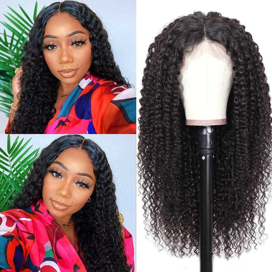 Discount is also underway Nadula Curly 13×4 Lace Front Wigs D 150% Pre Plucked Human Hair Max 83% OFF