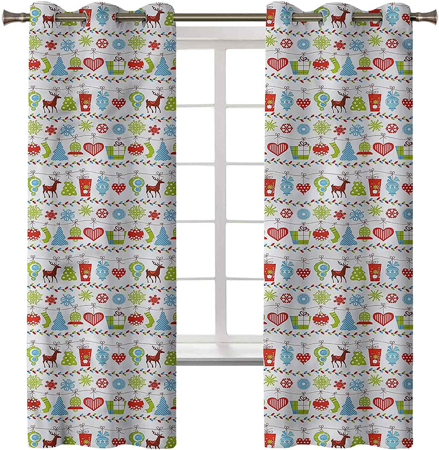 Max 66% OFF 3D Printed Blackout Curtains Thermal Draperies Insulated Window OFFicial mail order