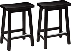 Brilliant Best Black Wood Counter Stool Of 2019 Top Rated Reviewed Cjindustries Chair Design For Home Cjindustriesco
