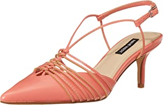 Nine West Women's After3 Pump, Medium Pink, 8