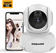 Wifi Camera 1080P Home Surveillance IP Camera with