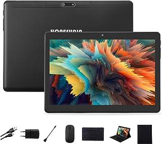 Tableta Android HOPESUNIN de 10 Pulgadas con Sistema operativo Android 9.0, 4GB RAM, 64GB ROM-certificación gsm de Google,...