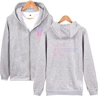 Best bts love yourself hoodie ebay Reviews