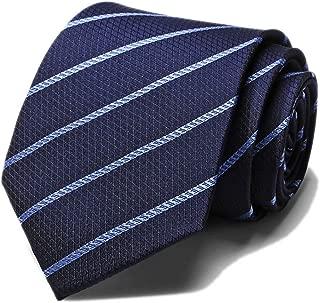 Men's New Desinger Ties Stripe Polka Dot Solid Business Wedding Grooms Neckties
