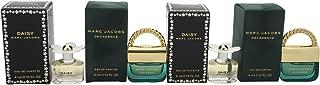 Marc Jacobs Daisy Decadence Mini Variety Set for Women, Gift Set