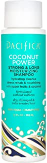 Pacifica Coconut Power Strong and Long Shampoo, 12 Ounce