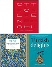 Ottolenghi The Cookbook, Mezze Small Plates To Share, Turkish Delights 3 Books Collection Set