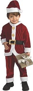 Child's Little Santa Costume, Toddler