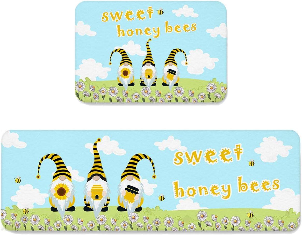 Edwiinsa Farm Daisy 安値 Flowers Gnomes Anti Honey ギフト プレゼント ご褒美 Sweet Holding Bees