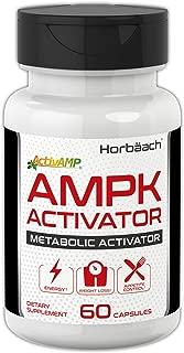 Horbaach AMPK Metabolic Activator 450 mg (60 Capsules) | Supports Weight Management | Non-GMO, Gluten Free | Jiaogulan Gynostemma