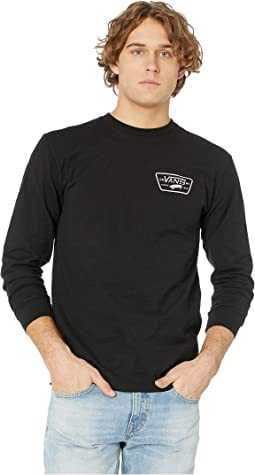 59573949 Vans checkmate long sleeve tee, Clothing | Shipped Free at Zappos