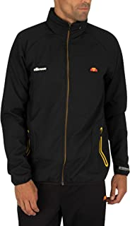 Ellesse Men's Calamita Track Jacket, Black