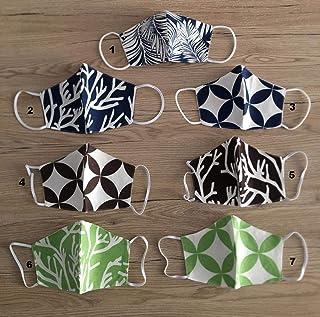 Tina Codazzo Home Crea il tuo set 4 beccucci in cotone teflon anti goccia multiuso lavabile fantasie assortite, set 4 pezzi