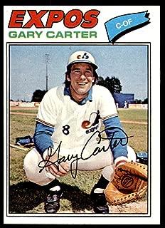 1977 Topps #295 Gary Carter Near Mint Expos