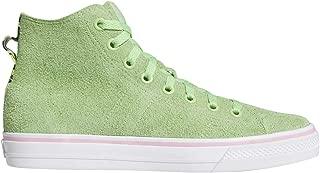 Nizza Hi RFS (Spring Green/White/Light Pink) Men's Skate Shoes-11.5