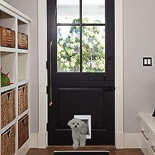 indoor dog door