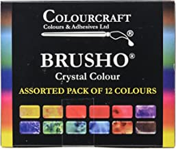 brusho crystals