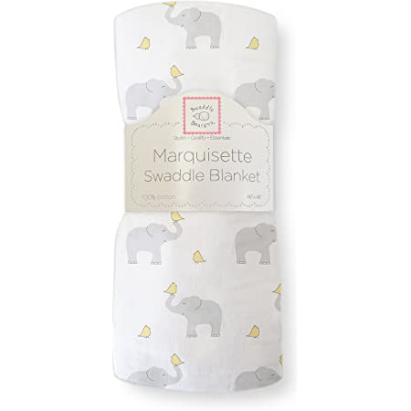Giraffe-Bird-Hippo-Baby Blanket-Burp Cloths-Layette Set Animals-Swaddle Blanket-Elephant