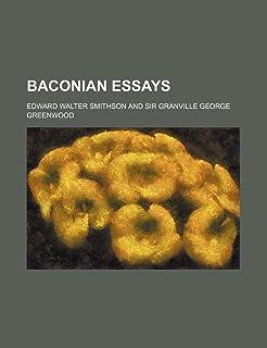 Baconian Essays