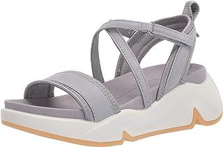ECCO Women's Chunky Ankle Strap Sport Sandal