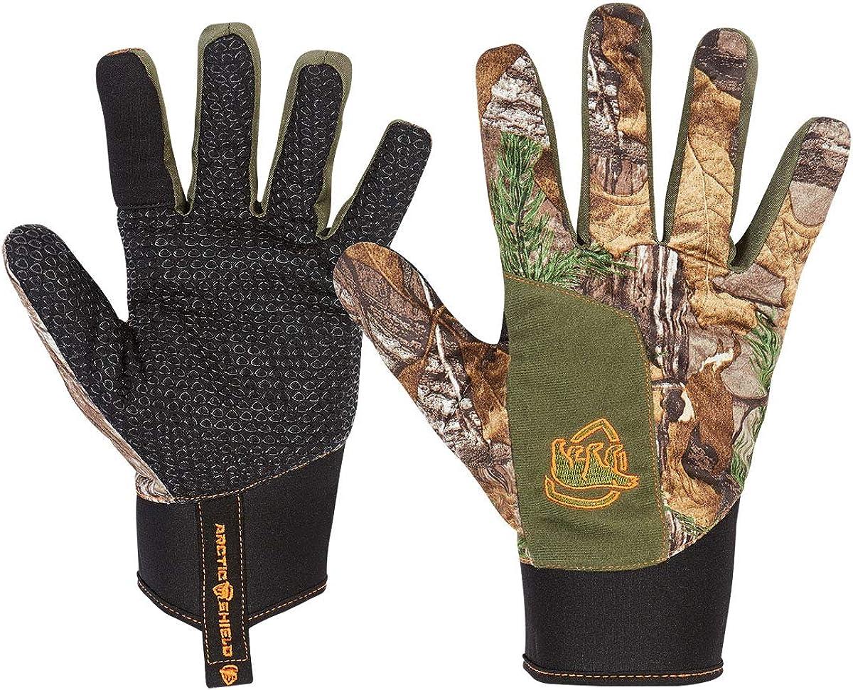 ArcticShield Heat Echo Insulated Shooters Glove, Realtree Edge, X-Large