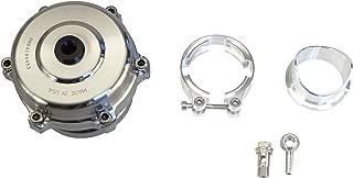 TiAL Q.11 Q Series Blow Off Valve 50mm BOV Silver 11 PSI Spring Aluminum Flange