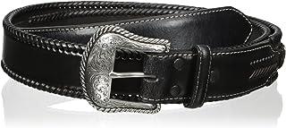 Nocona Belt Co. Men's Top Hand Wipes Black stitch