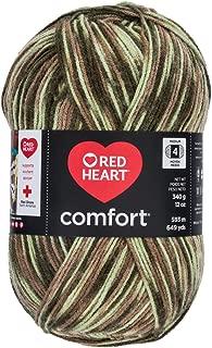 RED HEART Comfort Yarn, Light Camo Print