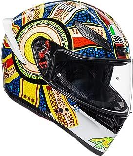 AGV Unisex-Adult Full Face K-1 Dreamtime Motorcycle Helmet Multi Small
