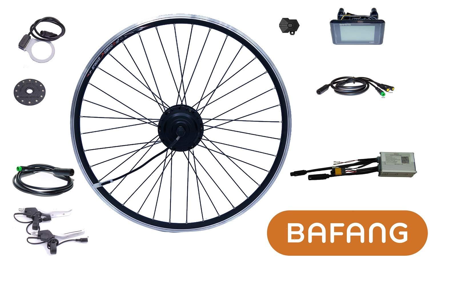 Bafang E-Bike BF-RWDC-25036-C961-275 - Kit de conversión para ...
