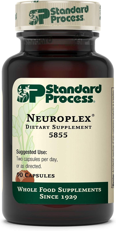 Wholesale Standard Process Neuroplex - Whole Food Quantity limited Supplemen System Nervous