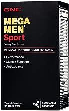 GNC Mega Men Sport Supplement, 90 Count, 45 Servings