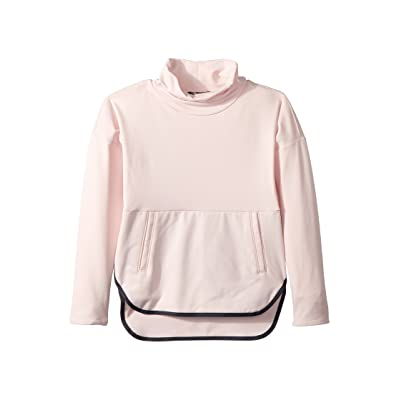 The North Face Kids Pamilia Poncho (Little Kids/Big Kids) (Purdy Pink) Girl