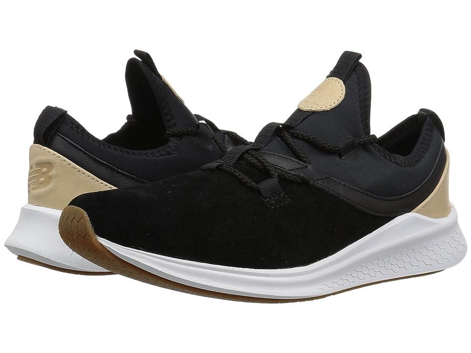 New Balance Fresh Foam LAZR Luxe (Black/White) Running Shoes