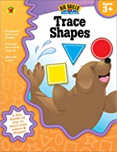 Carson Dellosa | Trace Shapes Workbook | Preschool–Kindergarten, 32pgs (Big Skills for Little Hands®) PDF