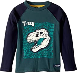 Glow in the Dark Raglan Top (Toddler/Little Kids/Big Kids)
