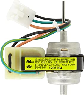 GE WR60X10168 Condenser Motor
