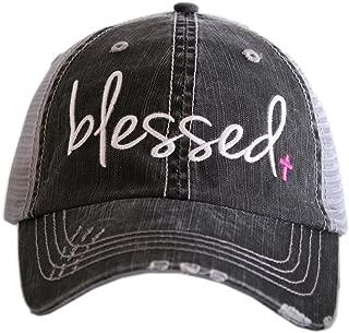 KATYDID Blessed Women's Trucker Hats Caps