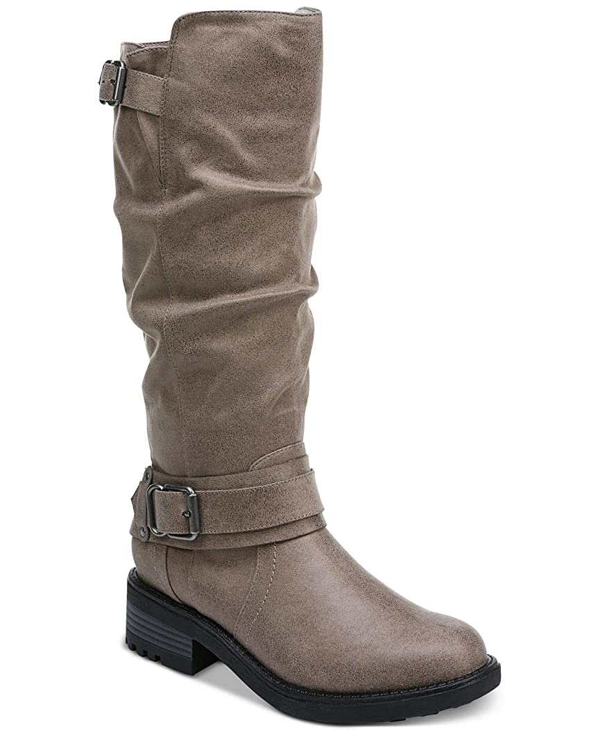 淡いに慣れ無能[Carlos by Carlos Santana] Women's Selena Fashion Boot [並行輸入品]