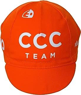 Positz Exteondo CCC Team Cycling Cap - Orange