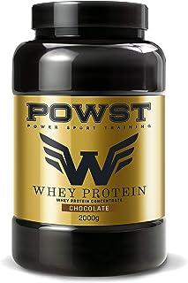 POWST Premium Quality Whey Proteína Chocolate 2000g.