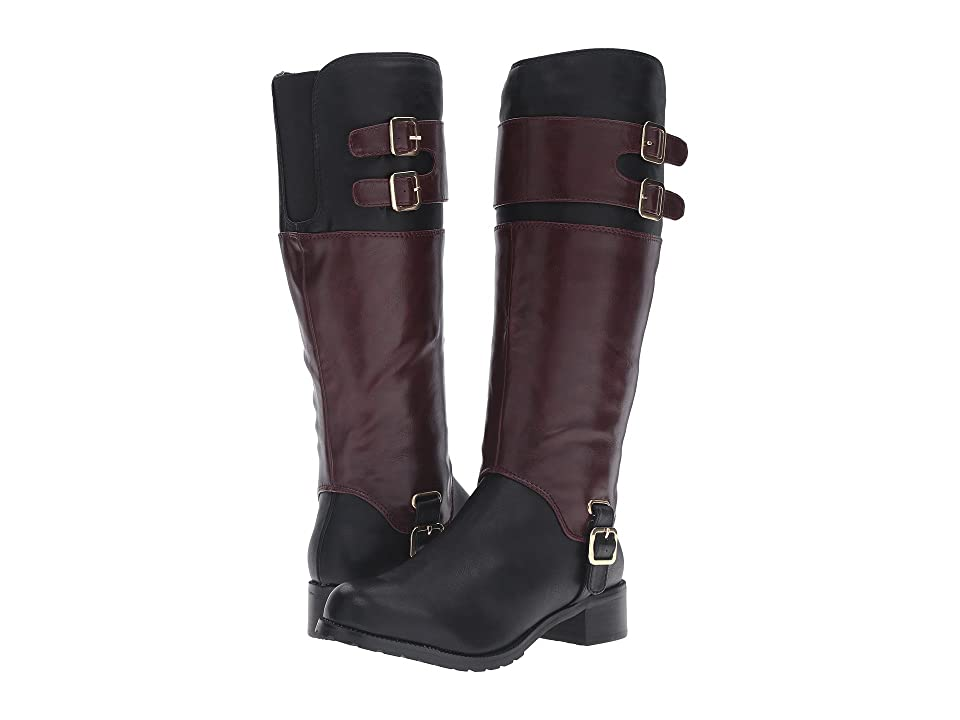 Bella-Vita Adriann II (Black/Burgundy) Women